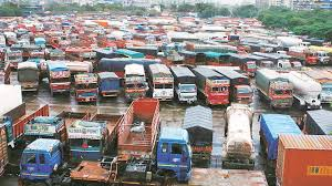India: Nationwide Truckers' Strike Enters Sixth Day | Democracy Now! Truck Strike Striking Truckers Cause Traffic Jam Editorial Stock Truck Drivers Strike Exposes Brazils Logistics Vulnerability Port Truck Launch Definite At Ports Of Los Angeles Truckers Four Shipping Companies Southern California The Regis Bittencourt Road In Sao Paulo Sainsburys Again General Se23 Forum Forest Hill Goods Lorry Latest And Breaking News On To Shut Down America Plans 3day National Trucking Strike Ipdent Drivers Are Ready To Likely Ground Secondquarter Brazil Growth Near Star Weekly Another Strikes Notorious Napier Street Bridge