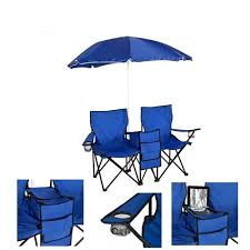 Chair Folding Picnic Double Umbrella Table Cooler Beach Camping ... Cheap Double Beach Chair With Cooler Find Folding Camp And With Removable Umbrella Oztrail Big Boy Camping Black Buy Online Futuramacoza Pnic W Table Fold Fan Back The 25 Best Chairs 2019 Choice Products Bag Bestchoiceproducts Portable Fniture Astonishing Costco For Mesmerizing Home Wumbrella Up Outdoor Set Chairumbrellatable Blue