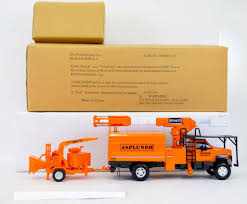 DG Productions Asplundh GMC Bucket Truck And Wood Chipper In ... The Top 20 Best Ride On Cstruction Toys For Kids In 2017 Choice Products 27mhz 118 Rc Excavator Bulldozer Remote Con Ben 10 Rust Bucket Playset Truck Pop Up Model Culver 116th Bruder Mack Granite Log With Knuckleboom Grapple Crane Scania Rseries Tipper Online Australia Trucks A Big Birthday And Safety Kentucky Living Lego Technic Lego 8071 Muffin Songs Toy Comed Auger Ameritech Car Case Youtube Itructions Intertional Durastar Utility 134 Diecast By Buffalo Road Imports 1954 Ford F100 Pickup Snow Plow Sinclair