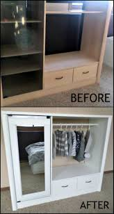 25+ Unique Old Entertainment Centers Ideas On Pinterest   Toy ... Image Of Door Mirrored Armoire Chifferobes Pinterest Armoires And Wardrobes Closet Storage Ideas Solutions Hgtv 8 Cubes Children Easy Cabinets Diy Green Clothing Wardrobe Kids Wardrobe Favored Fniture Keep Your Space Elegant Using Bedrooms Modern Designs For 20 25 Unique Dress Up Ideas On Closet Diy Kids Repurposed Armoire From An Old Ertainment Center My Fancy Organizer Idea Upcycled Tv Cabinet Into Childrens Vanitywardrobe Things