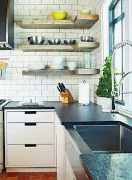kitchen farmhouse sink with unique look by adding classic white