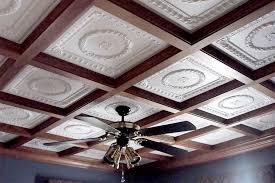 coffered ceiling transformation ceilume