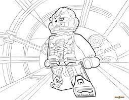 Figuras De Lego Para Colorear Dunea