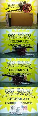cast iron 721 155m 2017 nib big bang cannon bangsite calcium
