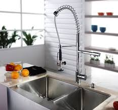 Commercial Style Pre Rinse Kitchen Faucet by Best 25 Modern Kitchen Faucets Ideas On Pinterest Modern