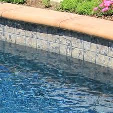 Npt Pool Tile Arctic by Npt Pool Tile National Pool Tile Arctic 1x2 Glass Series Pool