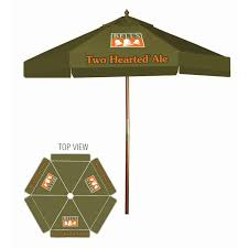 Two Hearted Ale Patio Umbrella