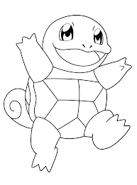 Coloring Pages Pokemon Characters O