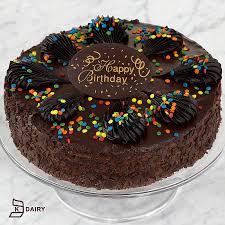 Chocolate Cake clipart happy bday 5