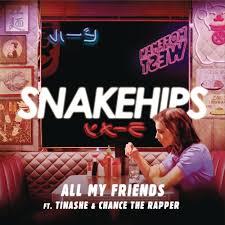 Jhene Aiko Bed Peace Mp3 by Snakehips U2013 All My Friends Lyrics Genius Lyrics