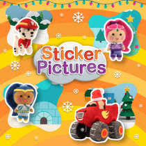 Nick Jr Sticker Pictures