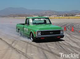 100 Performance Truck 2011 Throwdown Shootout 1972 Chevy C10 Photo