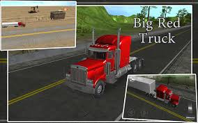 Big Red Truck: 3D Driving Sim 1.0.2 APK Download - Android Racing ... Monster Truck Dan We Are The Trucks Big American Simulator Brilliant A Games 7th And Pattison Video Driving Android Apps On Google Play Xcmg Xda60e Used Dump Dumper Buy Semitruck Storage San Antonio Parking Solutions Grand Theft Auto 5 Rig Gameplay Hd Youtube Spintires Awesome Offroading Game Needs Your Support Look Forward At The Games That Interest Me For 2016 General
