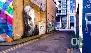 100 Dublin Street A Walk Through Street Art Oiie Brasileiros Na