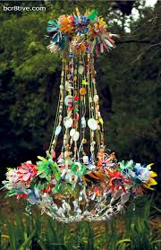 Magpie Chandeliers Created From Recycled Objects So Bohemian Creative