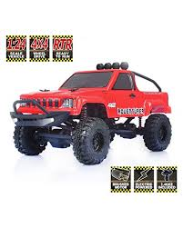 RGT RC Crawlers RTR 1/24 Scale 4wd Off Road Monster Truck ... Force Rc 110 Outbreak 4wd Monster Truck Rtr Black Horizon Hobby Best Axial Smt10 Grave Digger Jam Sale Ecx Ruckus Brushed Readytorun 2018 New Wpl C14 116 2ch 4wd Children Rc 24g Off Road Wltoys 118 Rock Crawler Offroad Military Remote Gas Baja Slt 275 Buy Truck4wd Brushless Electric Trophy Style 24g Lipo Tamiya Super Clod Buster Kit Towerhobbiescom Shop Remo 1621 Car Waterproof Short