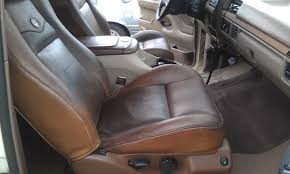 1995 Bronco with King Ranch Interior Ford Bronco Forum