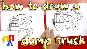 How To Draw A Dump Truck - YouTube How To Draw Dump Truck Coloring Pages Kids Learn Colors For With To A Art For Hub Trucks Boys Make A Cake Hand Illustration Royalty Free Cliparts Vectors Printable Haulware Operations Drawing Download Clip And Color Page Online