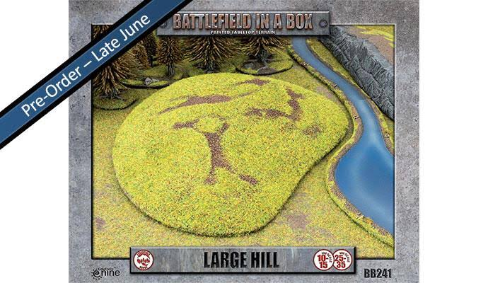 Gale Force 9 Large Hill