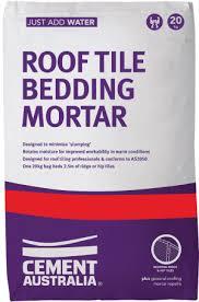 roof tile bedding mortar cement australia roof mortar