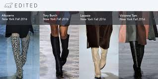 Meet The 8 Biggest Trends From NYFW Fall 2016