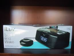 Ilive Under Cabinet Radio Set Time by Digital Clocks Clock Radios Gadgets Other Electronics Men