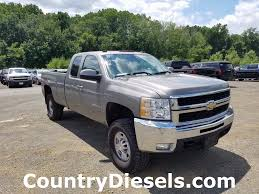 2008 Used Chevrolet Silverado 2500HD LTZ At Country Diesels Serving ...