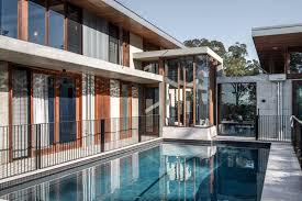 100 Shaun Lockyer Architects The Nest Bardon Brisbane By