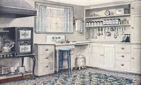 Just For Fun Heres A Gallery Of 1920s Kitchens Even Though These Are Nearly 100 Years Old Youll Spot Some The Same Features In Modern