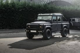 100 Land Rover Defender Truck Land Rover Defender Kahn Design Chelsea Truck Company 8 Carscoops