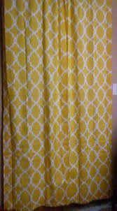 Walmart Mainstays Curtain Rod by Mainstays Calix Fashion Window Curtain Set Of 2 Walmart Com
