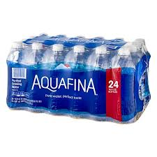 Aquafina Water From Key Fresh Natural