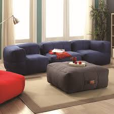Unique Bean Bag Sectional 43 For Home Remodel Ideas With