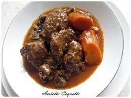 cuisiner le boeuf recette de boeuf bourguignon sans vin par assiettecoquette