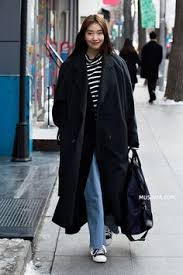 Street Style Dep Mien Che Nhin La Muon Bat Chuoc Ngay Cua Gioi Tre The Korean FashionWinter