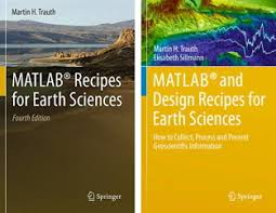 The 2nd Edition Of Book MATLABR And Design Recipes For Earth Sciences MDRES Together With Designer Elisabeth Sillmann Was Submitted To Springer