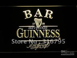 Guinness Light Beer line