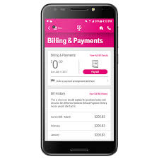 Pay your bill in seconds