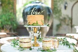 Rustic Italian Olive Oil Branch Bridal Shower Wedding Outdoor Cake Topper