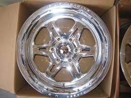 Polished 17X10 Weld Racing Wheels For Sale Img 0290