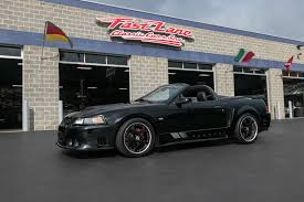 100 Saleen Truck For Sale 2004 D Mustang Fast Lane Classic Cars