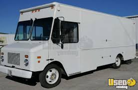 Ford Food Truck | Used Food Truck For Sale In Texas