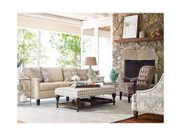 Craftmaster Sofa In Emotion Beige by Rachael Ray Home By Craftmaster Upstate Saratoga Sofa With