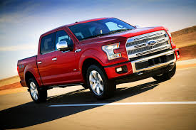 2015 Ford F-150 Platinum - Motor Review
