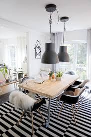 hausbesuch wohnzimmer schwarz weiß haus deko trautes