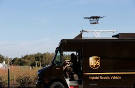 UPS Tests Drone Deliveries, Eyes Future Price Changes