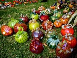 Blown Glass Pumpkins Boston by 83 Best Glass Pumpkins Images On Pinterest Colours Confetti And