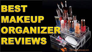 Best Makeup Organizer Reviews Clear Acrylic Makeup Organizer for