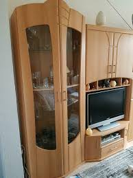 anbauwand wohnzimmer gebraucht