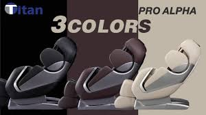 React Massage Chair Brookstone by Titan Alpha Massage Chair Information Video Youtube